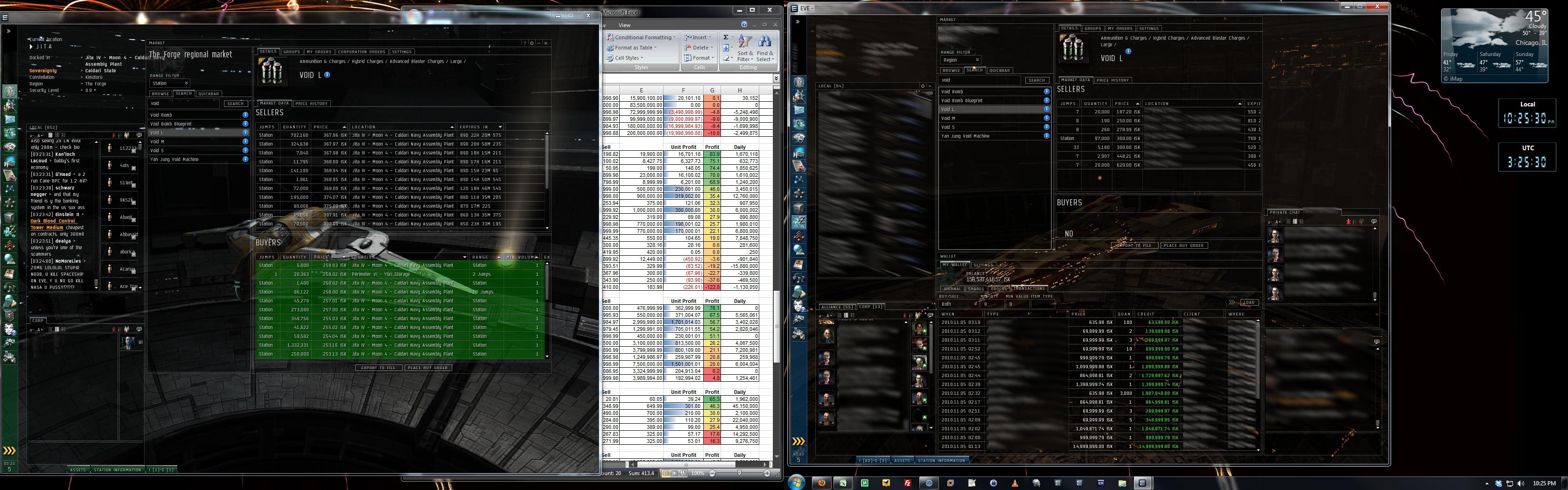 Eve online trading bot