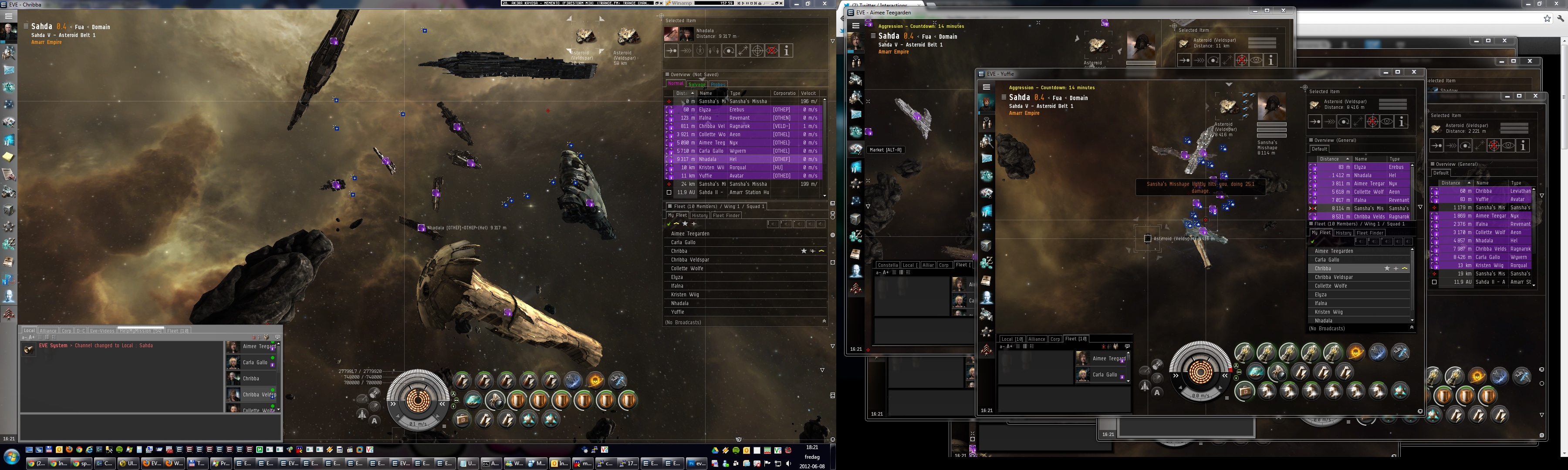 how to create a corp fleet in eveonline